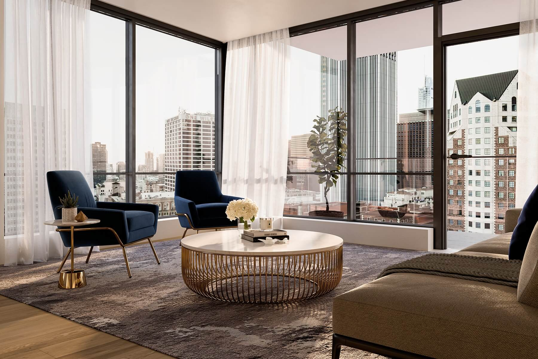 Apartments for Rent in Los Angeles CA | Park Fifth Tower